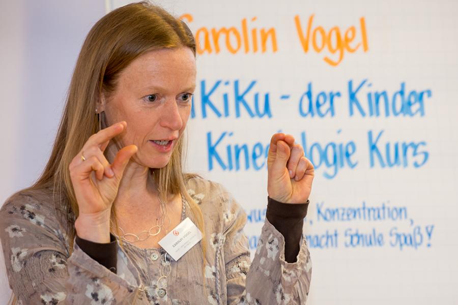 KIKIKU Kinder-Kinesiologie-Kurs – 17. März 2018