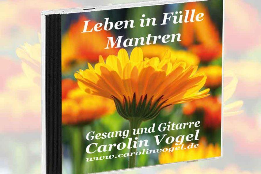 Meine CD: Leben in Fülle Mantren